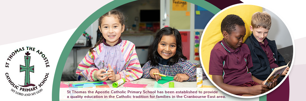 St Thomas the Apostle Catholic Primary School Cranbourne East
